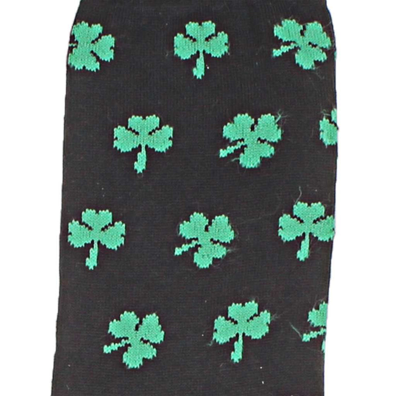 Byford Shamrock Socks black