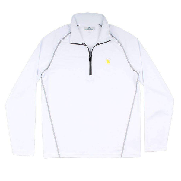 Augusta 1/4 Zip Performance Pullover by State Traditions