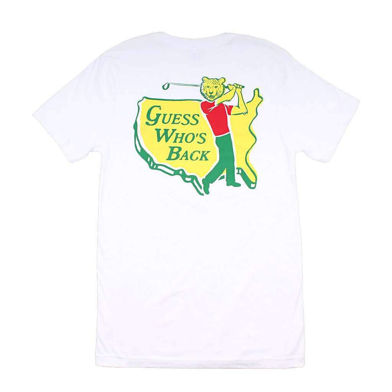 Guess Who's Back Tee Shirt by America's Outfitters