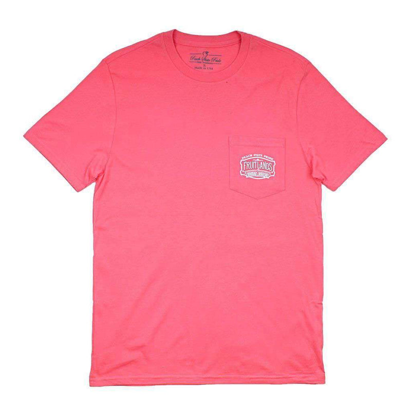 Peach State Pride Fruitlands Tee by Peach State Pride