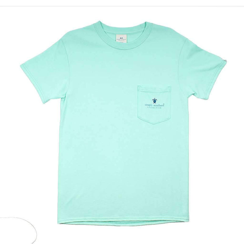 Simply Southern Guys Sea Flag Tee by Simply Southern
