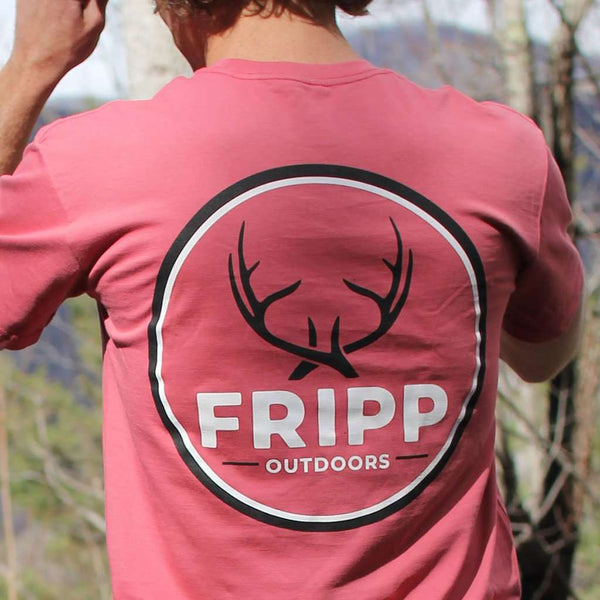 Deerskull Logo Tee by Fripp Outdoors