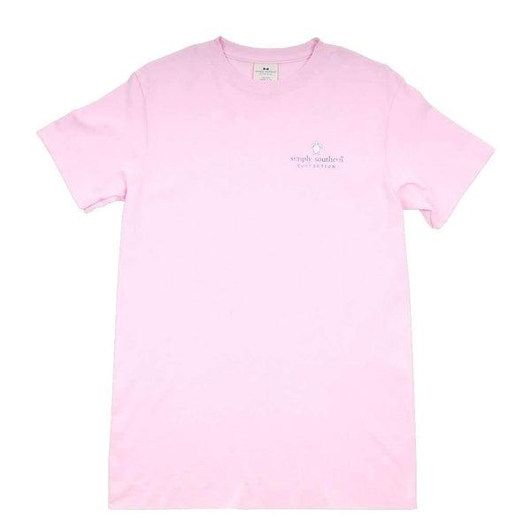 Simply Southern Preppy Roll Tee by Simply Southern