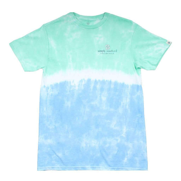 Simply Southern Preppy Lake Tee by Simply Southern