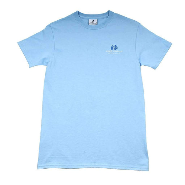 Simply Southern Preppy Get Off Tee by Simply Southern