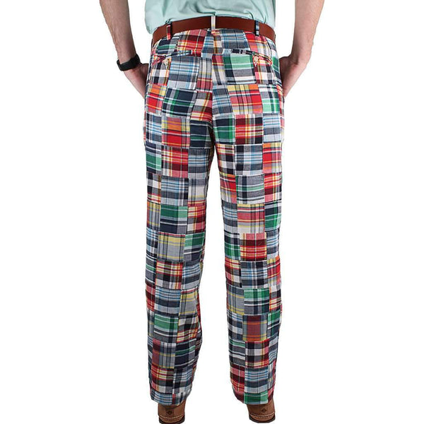 Country Club Prep Triple Crown Madras Pants by Country Club Prep