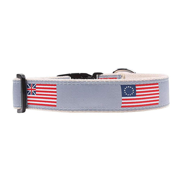 Over Under Clothing Progression of Freedom Ribbon Dog Collar by Over Under Clothing