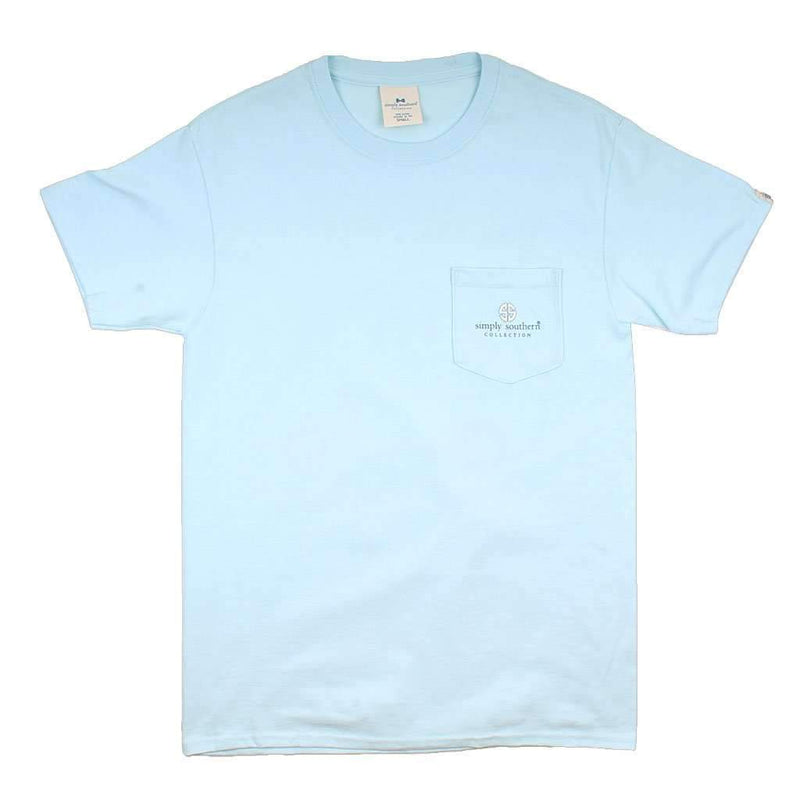 Simply Southern Preppy Ice Cream Tee by Simply Southern