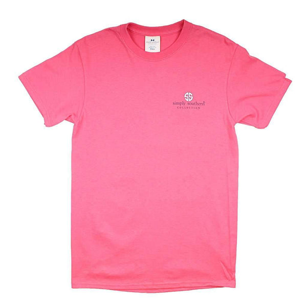 Simply Southern Preppy Messy Tee by Simply Southern