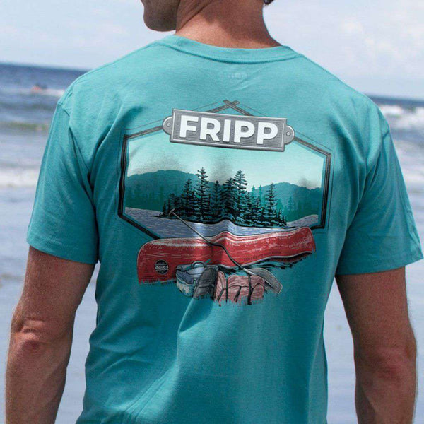 Fripp & Folly Canoe Trip Tee by Fripp Outdoors