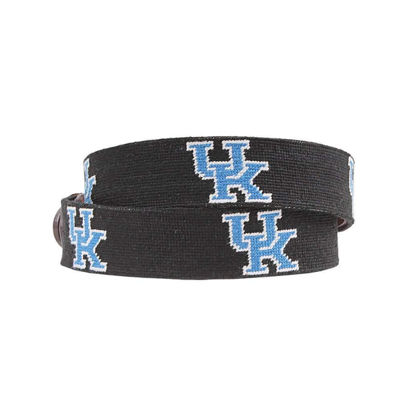 Smathers and Branson University of Kentucky Needlepoint Belt by Smathers & Branson