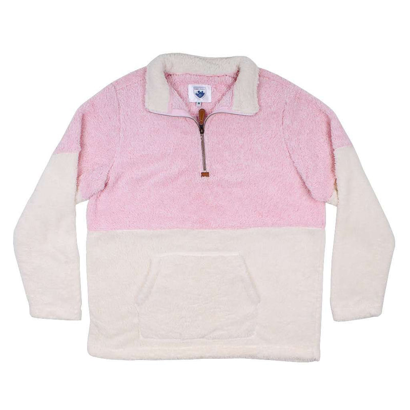 Country Club Prep White and Pink / XS