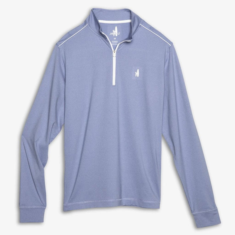 Lammie 1/4 Zip Prep-Formance Pullover by Johnnie-O