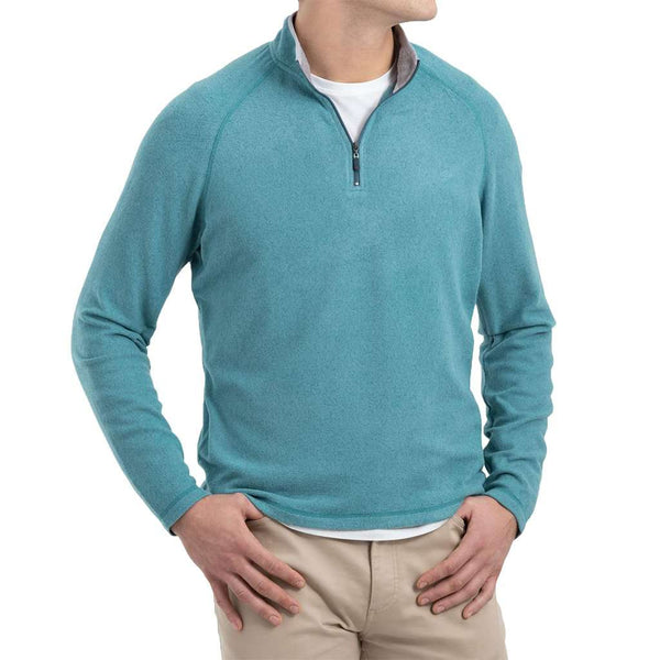 Johnnie-O Stark 1/4 Zip Sweater Fleece by Johnnie-O