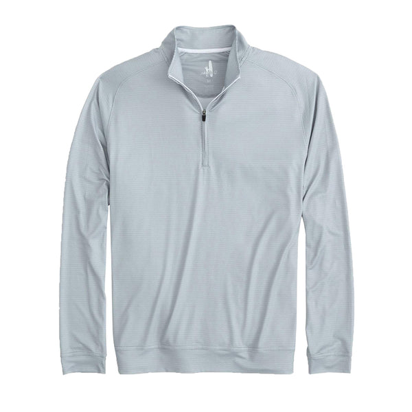 Sheldon Printed Prep-Formance 1/4 Zip Pullover by Johnnie-O