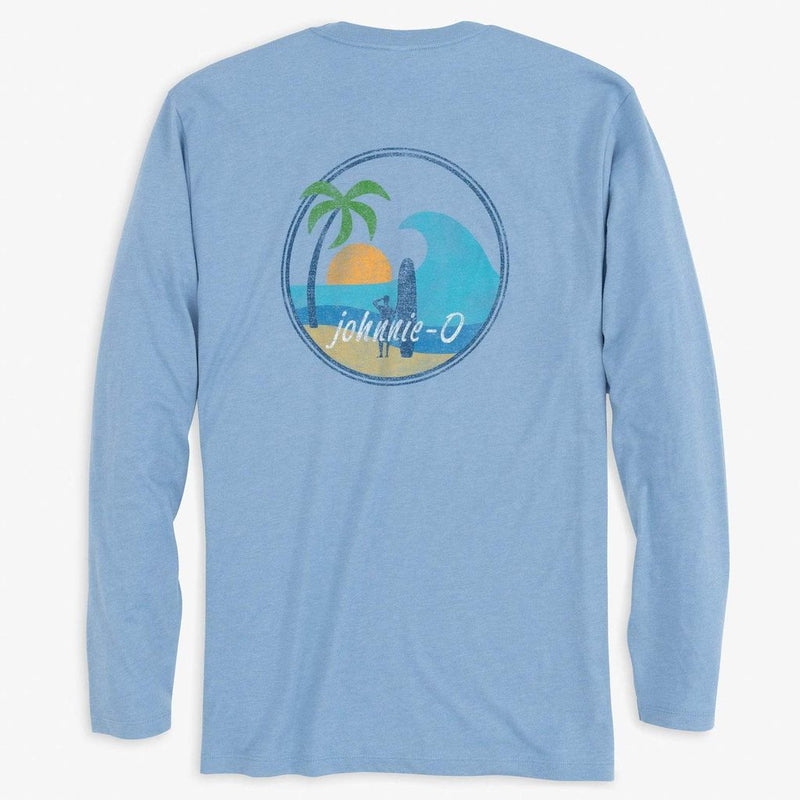 Island Vibes Long Sleeve T-Shirt by Johnnie-O