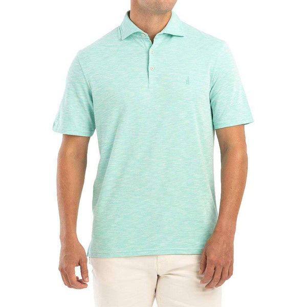 Johnnie-O Coffman Cut Away Collar Polo by Johnnie-O