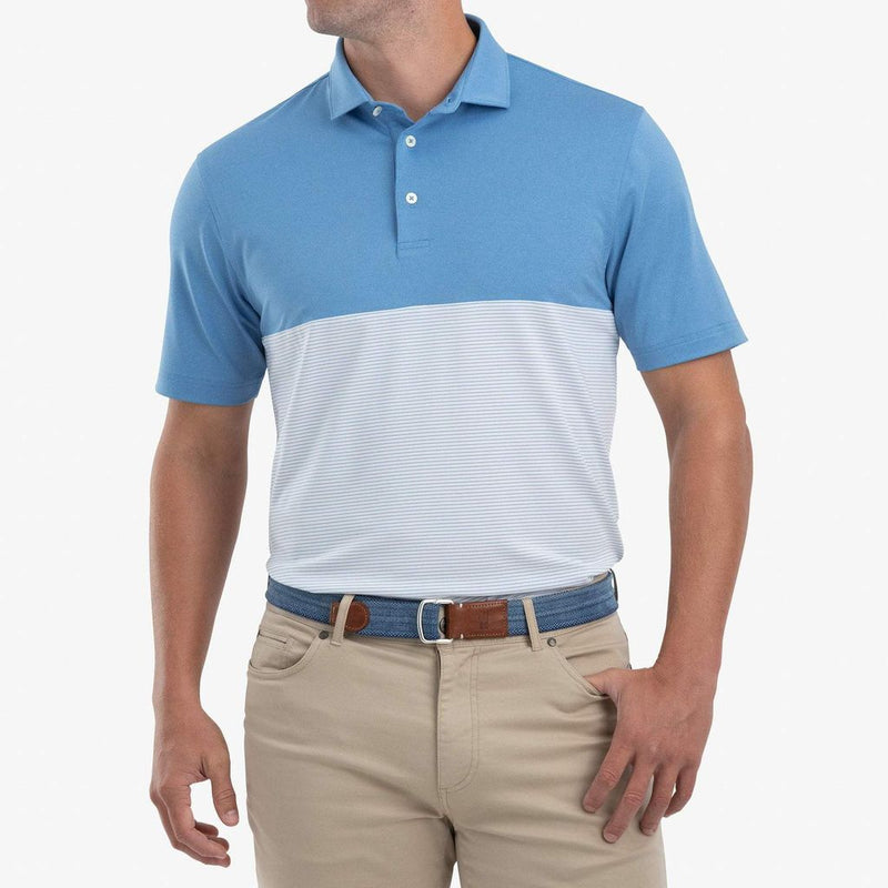 Rumley PREP-FORMANCE Jersey Polo by Johnnie-O