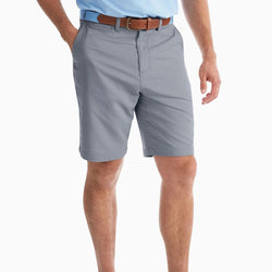 "Mulligan ""Prep-Formance"" Shorts in Cloud Break by Johnnie-O"