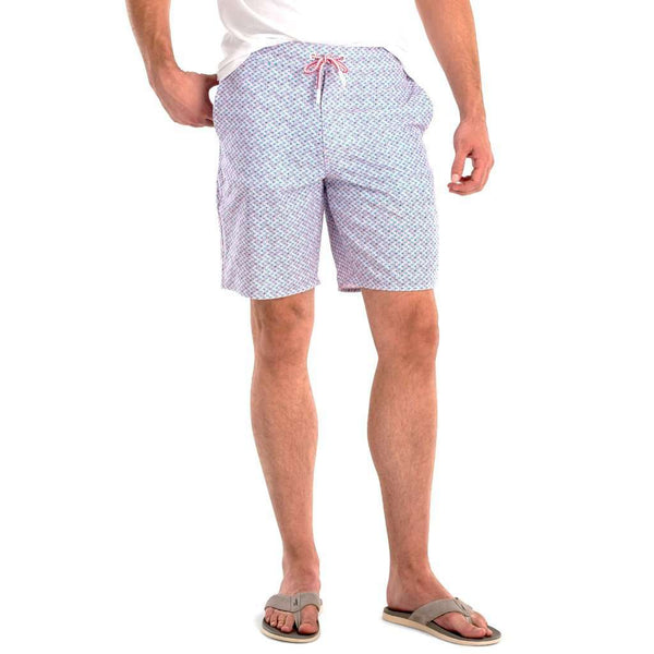 Johnnie-O Jekyll Half Elastic Surf Shorts by Johnnie-O