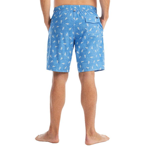 Carve Half Elastic Surf Short by Johnnie-O