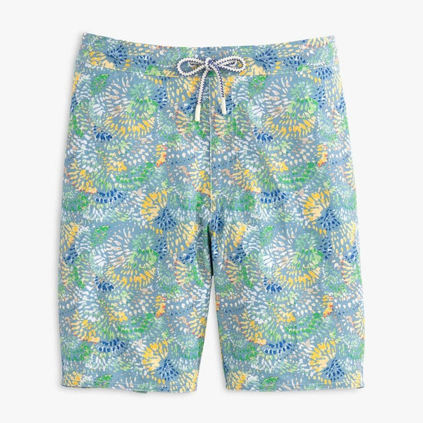 Sunbury Half Elastic Surf Short by Johnnie-O