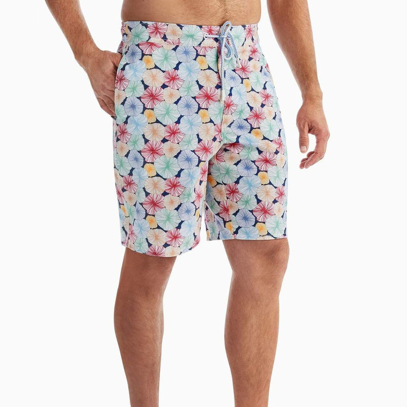 Nevis Half Elastic Surf Short by Johnnie-O