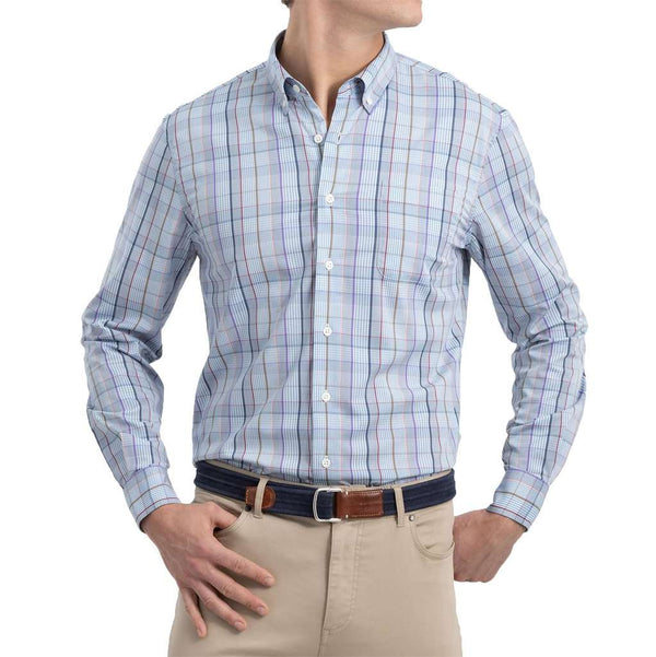 Johnnie-O Davenport Prep-Formance Button Down Shirt by Johnnie-O