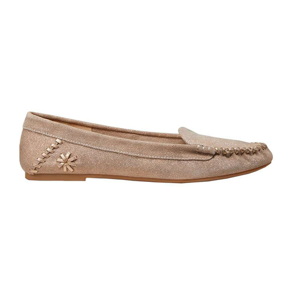 Jack Rogers Millie Leather Moccasin by Jack Rogers