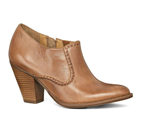 Kyle Bootie in Oak Leather by Jack Rogers