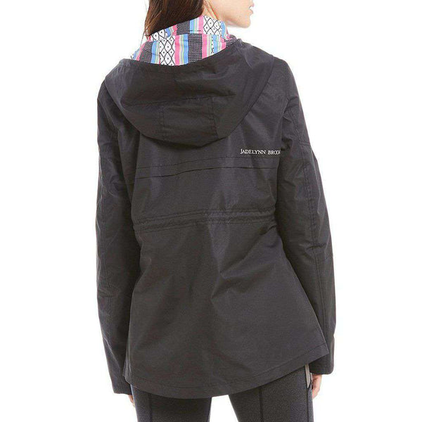 Jadelynn Brooke All Weather Jacket in Black by Jadelynn Brooke