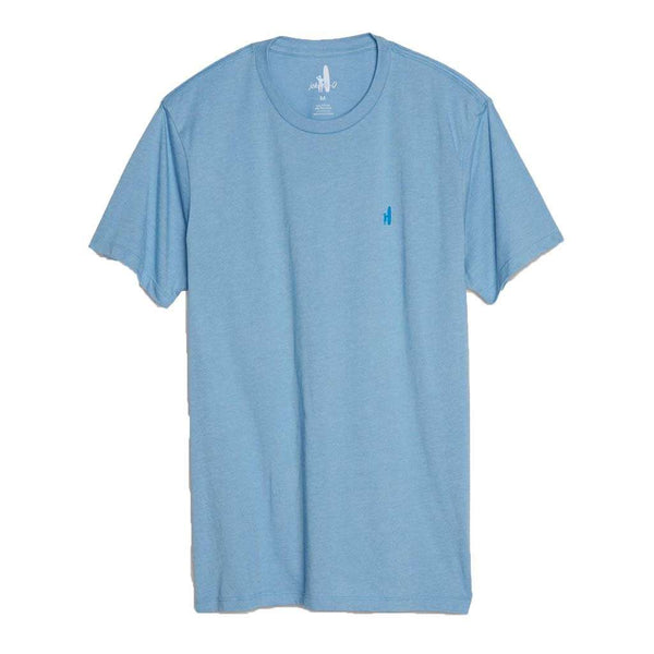 Johnnie-O Est '05 T-Shirt in Gulf Blue