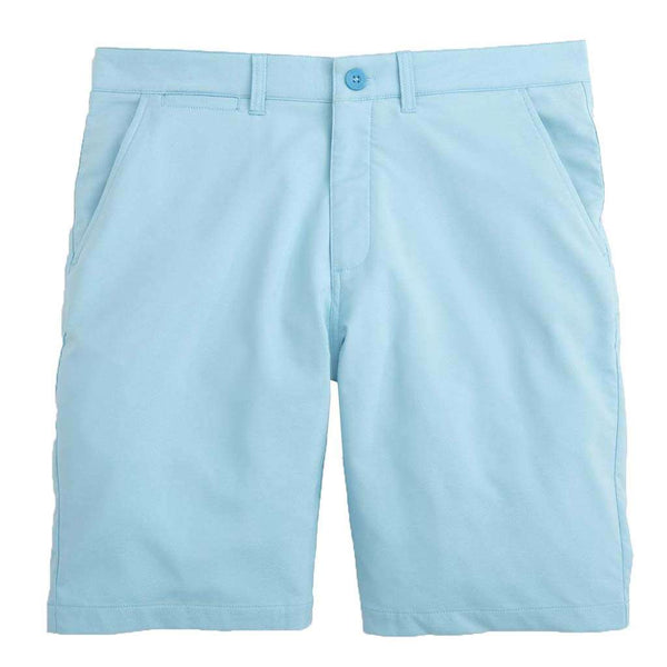 "Johnnie-O Mulligan ""Prep-Formance"" Shorts in Sterling"