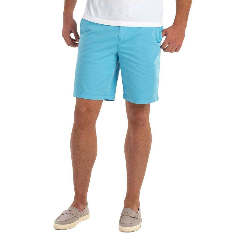 Neal Stretch Twill Shorts by Johnnie-O - FINAL SALE
