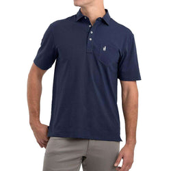 Johnnie-O The Original 4-Button Polo in Wake