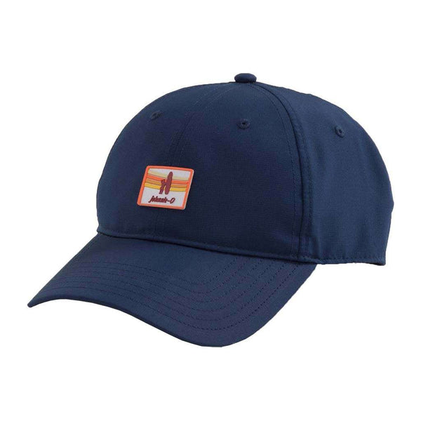 Johnnie-O Wallace Prep-Formance Hat in Pacific