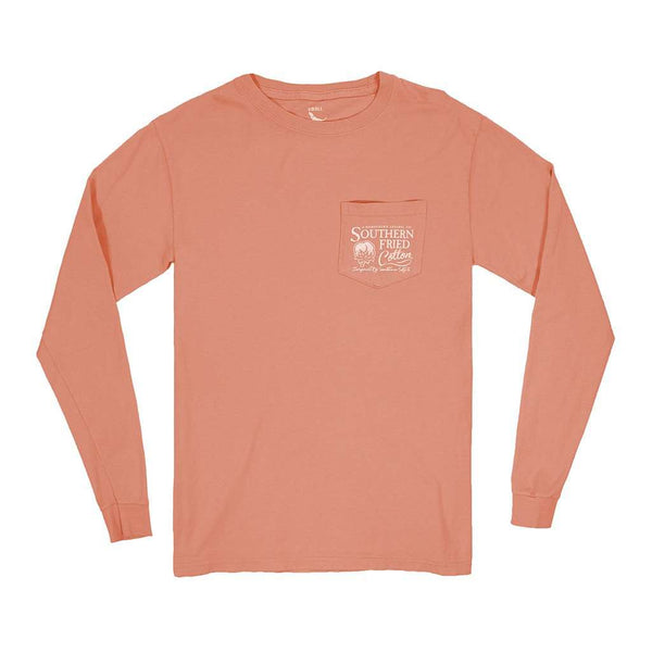 Southern Fried Cotton Gotcha Back Long Sleeve Tee by Southern Fried Cotton