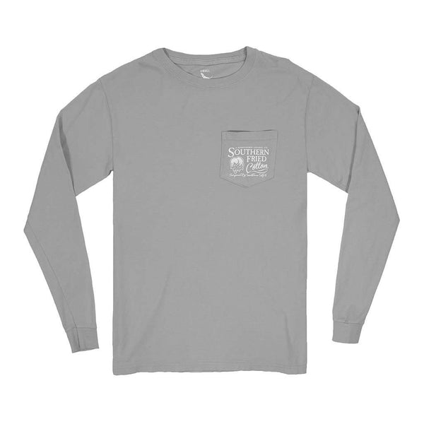 Southern Fried Cotton USA Point the Way Home Long Sleeve Tee by Southern Fried Cotton