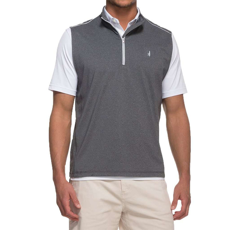 Johnnie-O Lammie 1/4 Zip Prep-Formance Vest by Johnnie-O