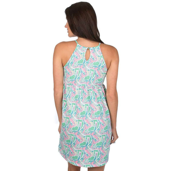 Emily Dress in Macawl Me by Lauren James
