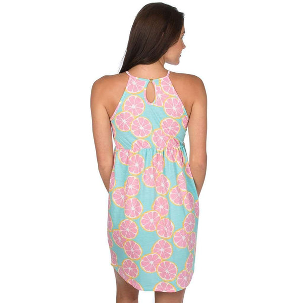 Emily Dress in Main Squeeze by Lauren James - FINAL SALE