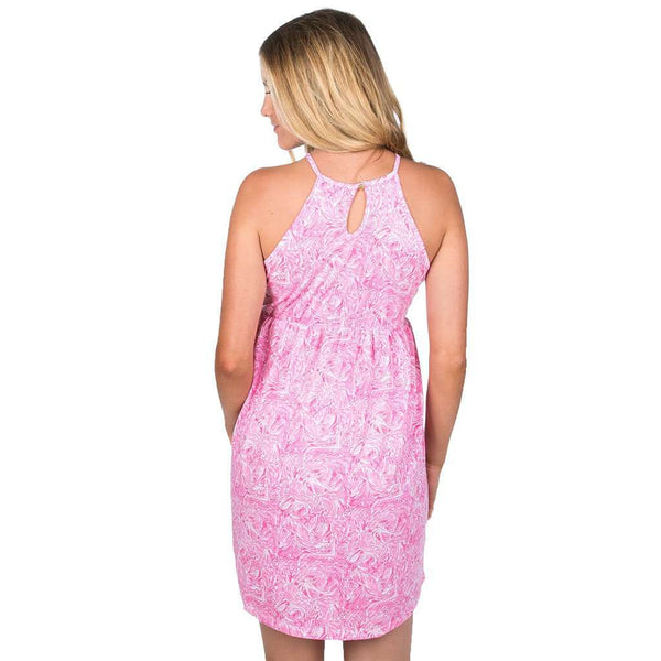 Emily Dress in Ruffle Some Feathers by Lauren James