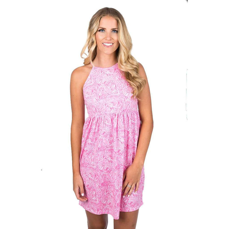Lauren James Emily Dress in Ruffle Some Feathers