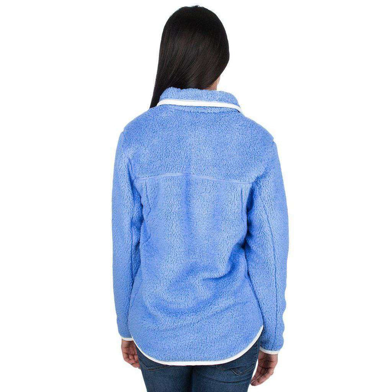 Aspen Pullover in Polar Blue by Lauren James - FINAL SALE