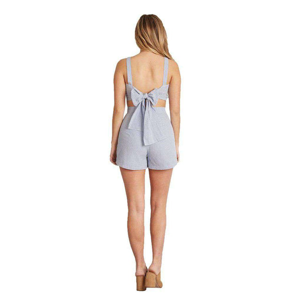 Lauren James Birdie Ruffle Front Short