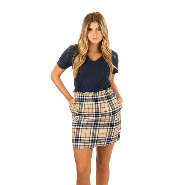 Country Club Prep XS / Camel