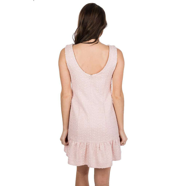 Tily Dress in Blush by Lauren James - FINAL SALE