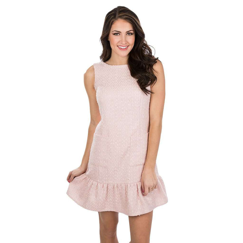 Lauren James Tily Dress in Blush