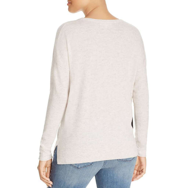 Hot Spots Cashmere Sweater in Speckle by Lisa Todd - FINAL SALE