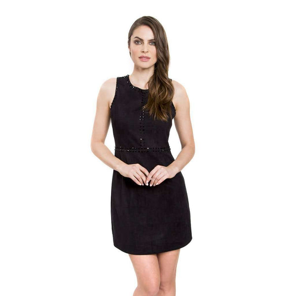 Julie Brown Lori Jewel Dress in Black by Julie Brown